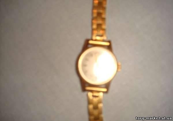 Часы чайка 17 камней цена женские позолоченные 148